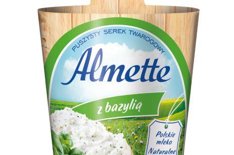 Almette - nowe smaki