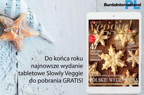 Wersja tabletowa Slowly Veggie gratis!
