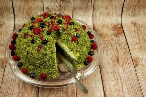 Leśny mech - ciasto szpinakowe, które robi wrażenie