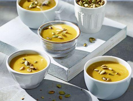 zupy kremy