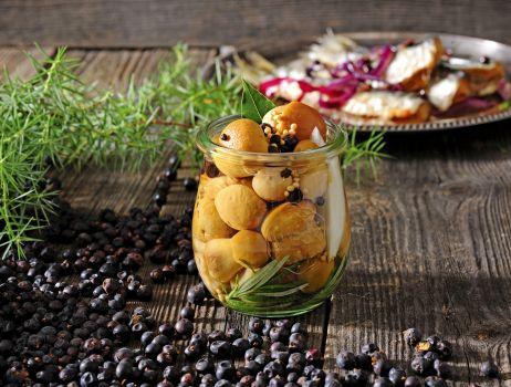 borowiki-marynowane