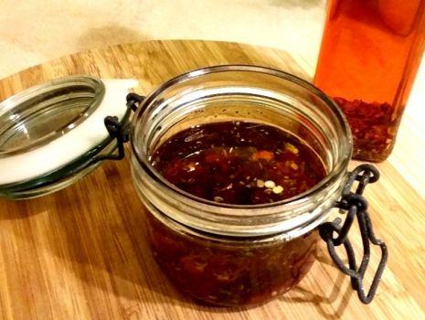 Przepis: Marynowana papryczka peperoni