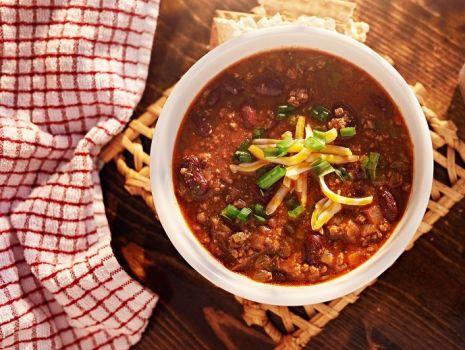 Przepis: Chili con carne