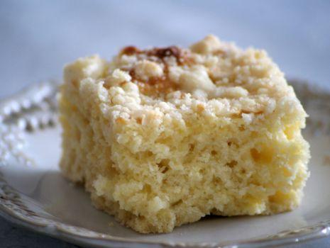Przepis: Ciasto drożdżowe mojej babci