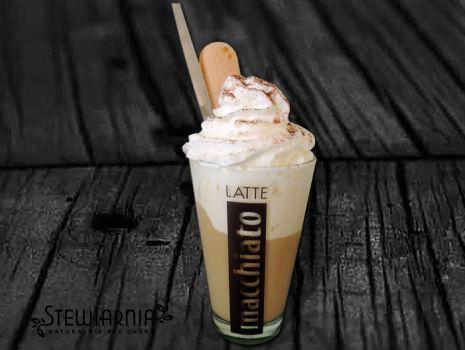 Przepis: Latte na zimno