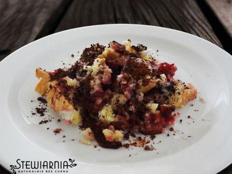 Przepis: Ryżowy pudding ze śliwkami