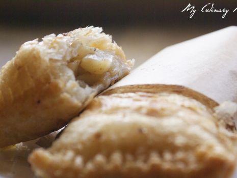 Przepis: Ciastka a'la Apple Pies z McDonald's
