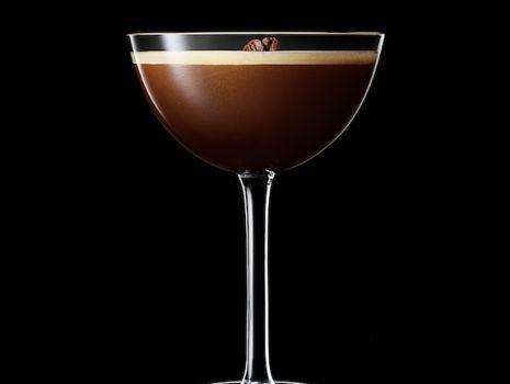 Przepis: Almond Espresso Tini