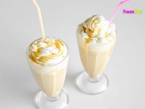 Przepis: PYSZNA KAWA MROŻONA- ICE COFFEE