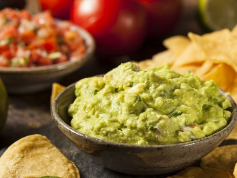 Przepis: Aksamitny dip guacamole z TABASCO®