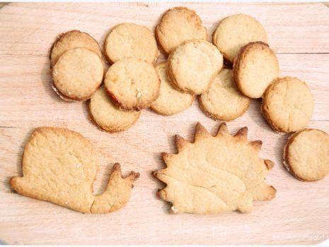 Przepis: ciastka karobowe