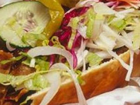 Przepis: Kebab
