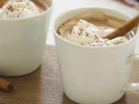 Przepis: Kawa z cynamonem