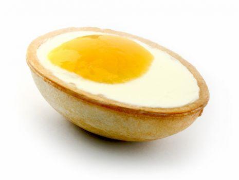 Przepis: Zdrowe jajka na słodko