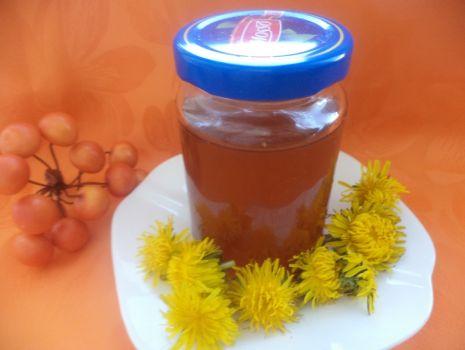 Przepis: Miód z mniszka lekarskiego( mlecza)