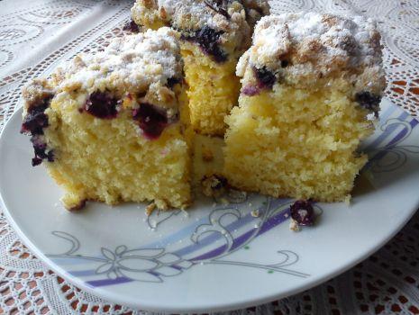 Przepis: Ciasto drożdżowe samo się robiące
