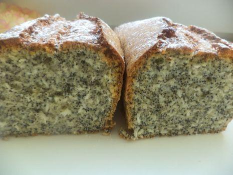 Przepis: Ciasto makowo- kokosowe