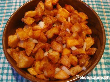 Przepis: Ziemniaki chłopskie