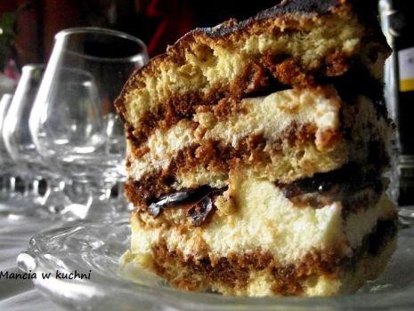 Przepis: Ciasto delicja