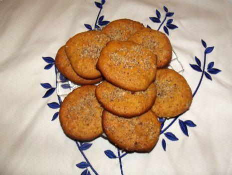 Przepis: Dyniowe ciasteczka