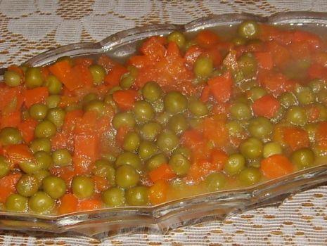 Przepis: Warzywa do obiadu