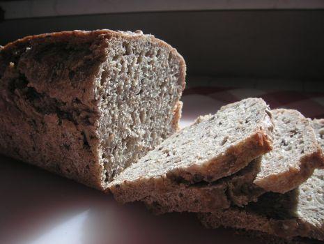 Przepis: Chleb - najprostszy a jednocześnie fenomenalny