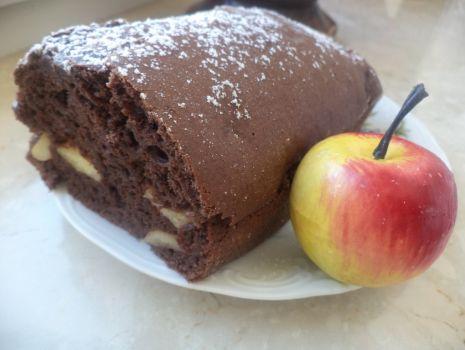 Przepis: Ekspresowe ciasto z jabłkami