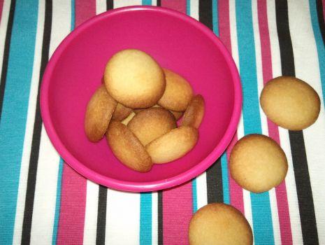 Przepis: Waniliowe ciasteczka maślane