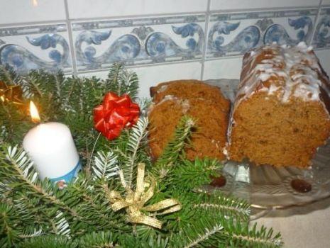 Przepis: Piernik świąteczny