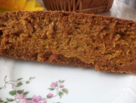 Przepis: Ciasto marchewkowe Bożenki