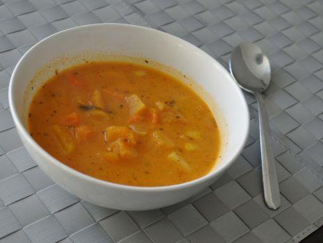 Przepis: Zupa dyniowa