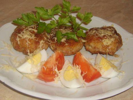 Przepis: Ryżowe kotleciki z serem