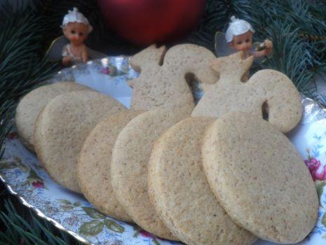 Przepis: Ciasteczka cynamonowe z miodem