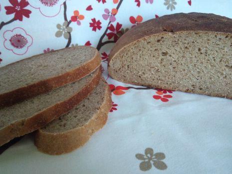 Przepis: Żytni chleb polski