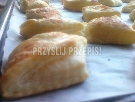 Przepis: Domowe ciasteczka francuskie