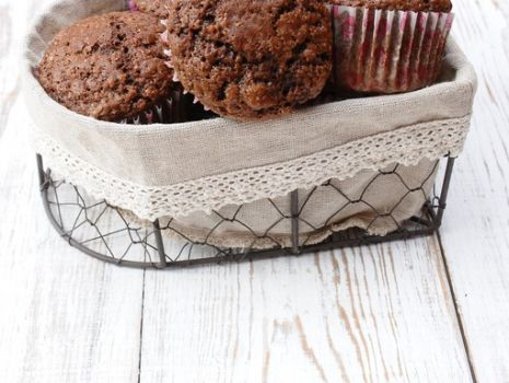 Przepis: Muffinki kawowe