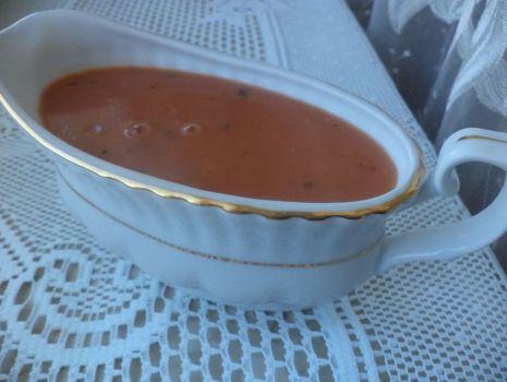 Przepis: Ekspresowy sos pomidorowy do gołąbków