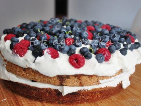 Przepis: wyśmienity tort z owocami