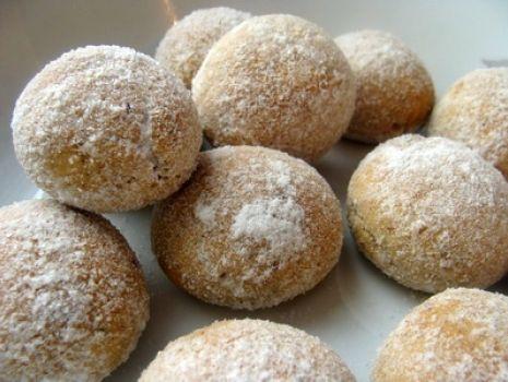 Przepis: Rosyjskie ciasteczka