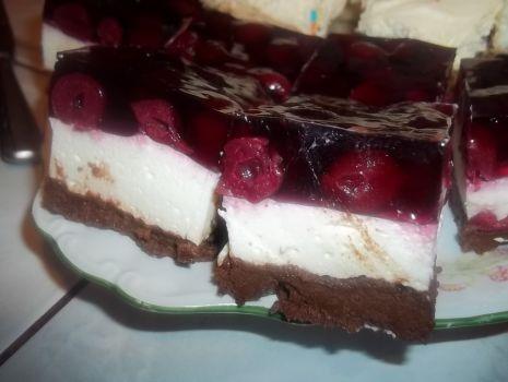Przepis: Ciasto malaga