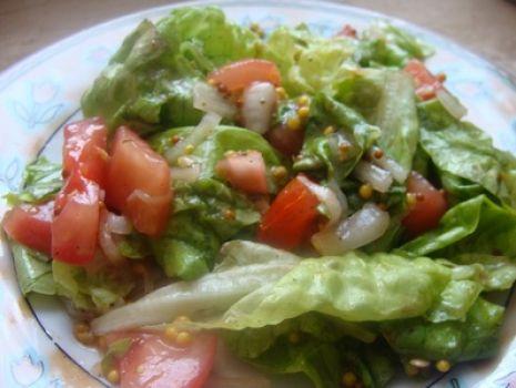 Przepis: Szybka sałatka do obiadu