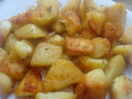 Przepis: Aromatyczne ziemniaki