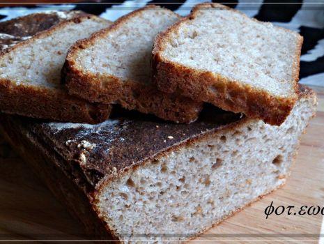 Przepis: Chleb ziemniaczany na zakwasie