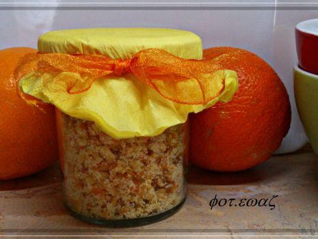 Przepis: Domowa skórka pomarańczowa kandyzowana