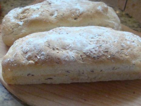 Przepis: Chleb ziemniaczany z kminkiem