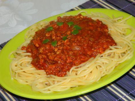 Przepis: Klasyczne spaghetti