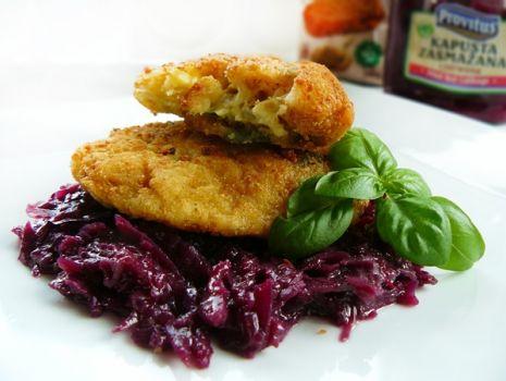 Przepis: Kotlety rybno – ziemniaczane