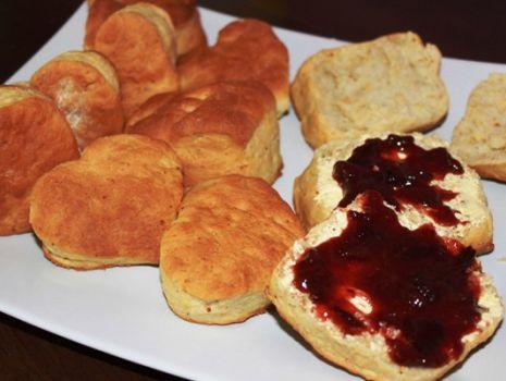 Przepis: Bułeczki śniadaniowe