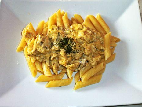 Przepis: Kurczak po warszawsku