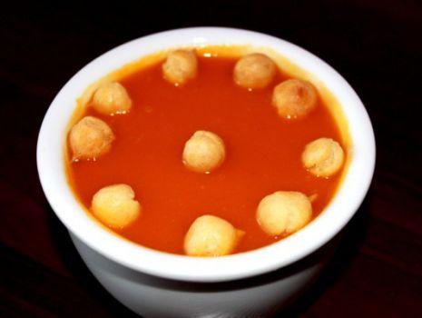 Przepis: Zupa krem - marchewkowa